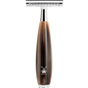 Máquina de barbear Clássica Mühle Serie Vivo Corno