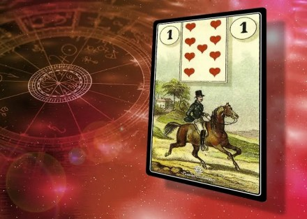 sibille lenormand: cavaliere