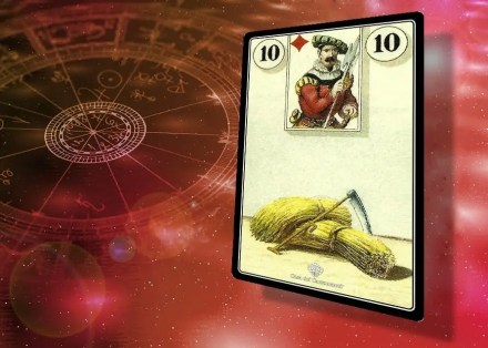 sibille lenormand 10: Falce