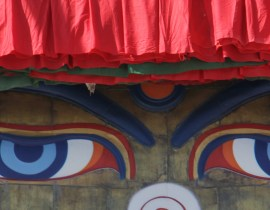 Boudhanath - spiritual learnings from travel