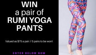 rrumi yoga pants competition