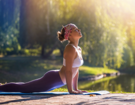how to do sun salutation yoga poses