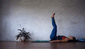 Yoga For Insomnia - 15 Minute Sequence
