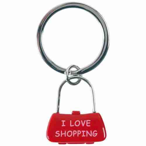 P.ta chiavi borsetta rossa