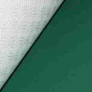 Protezione gomma bianco/verde