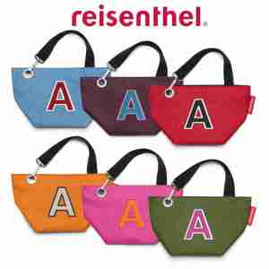 Borsa Mybag Reisenthel lettere personalizzate