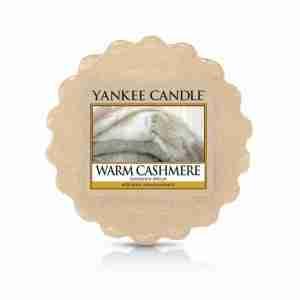 WARM CASHMERE TART YANKEE CANDLE