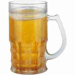 Boccale birra isotermico rinfrescante
