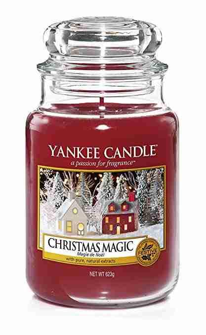 CHRISTMAS MAGIC GIARA GRANDE