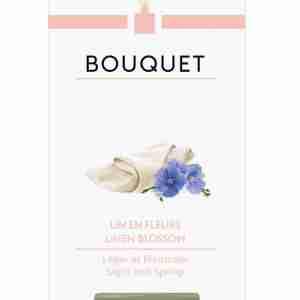Bouquet Parfumé Cube Lin e Fleur