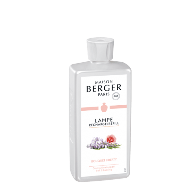 Lampe Berger Home fragrance Bouquet Liberty ml.500 NEW