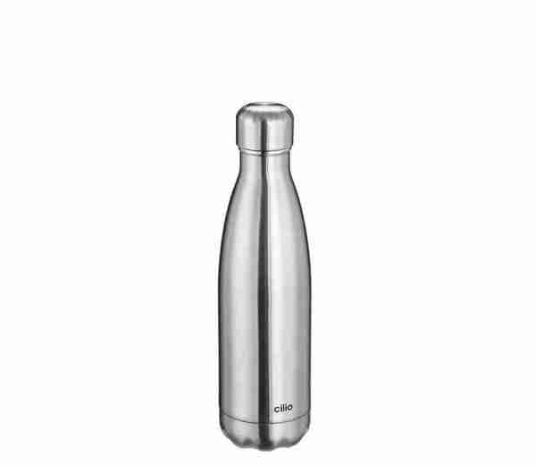 Bottiglia termica Cilio lt.0,500 inox