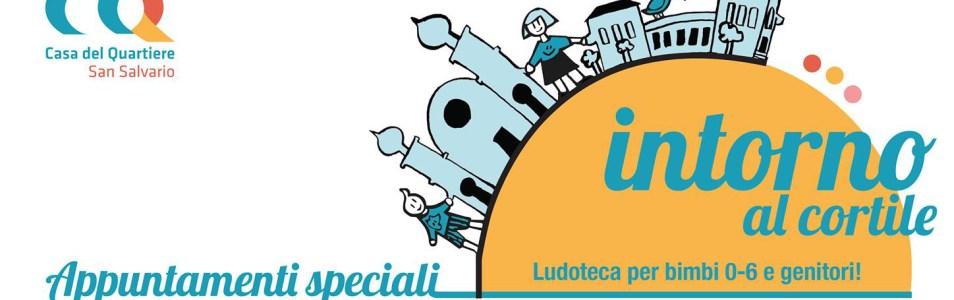 Appuntamenti speciali della Ludoteca Intorno al Cortile – autunno 2018