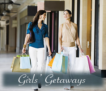 Click for Girls Getaway Packages