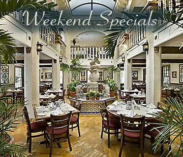 Click for Weekend Specials