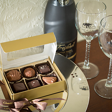Champagne & Chocolate