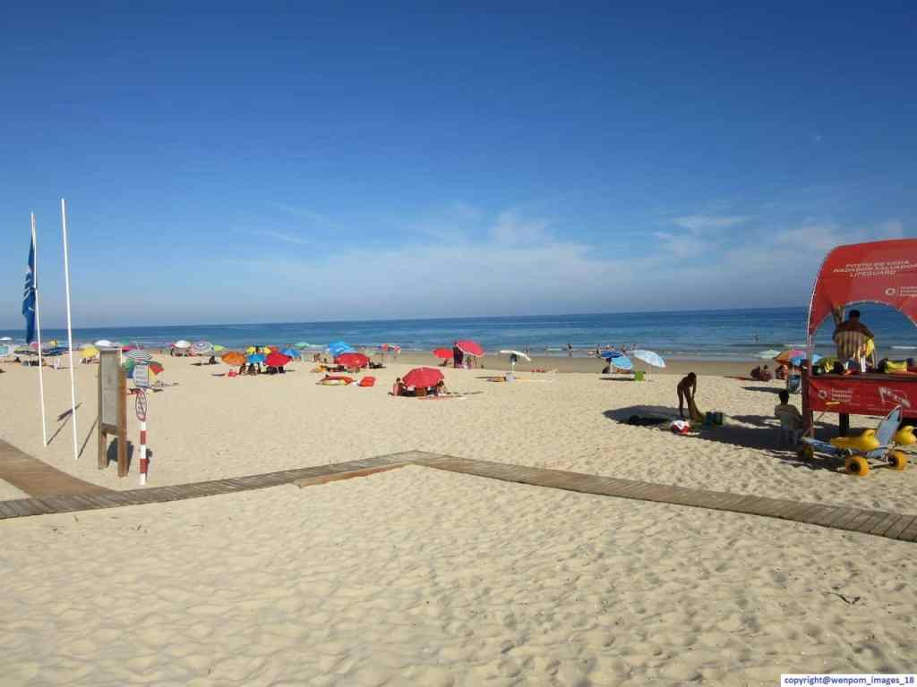 Praia de Terra Estreita, Santa Luzia