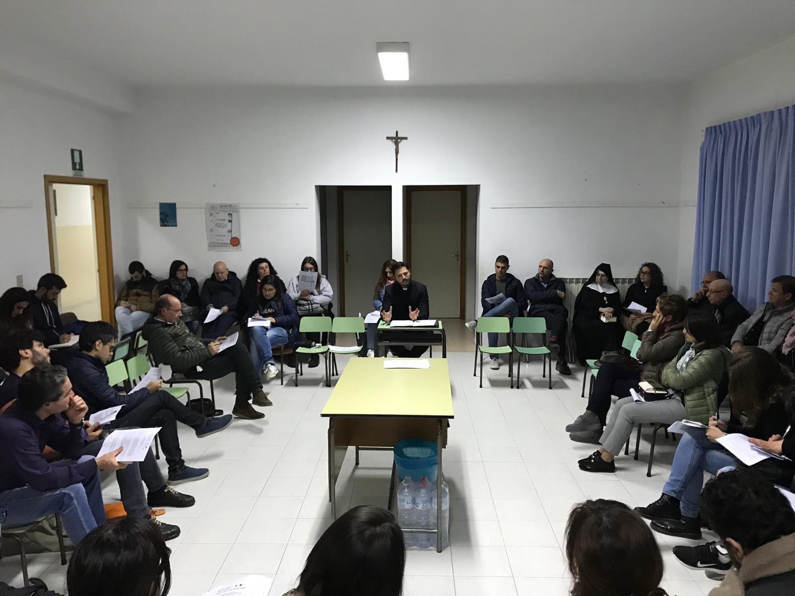 Modica, Caritas e Monache Benedettine: continua la lectio divina all'Istituto San Benedetto