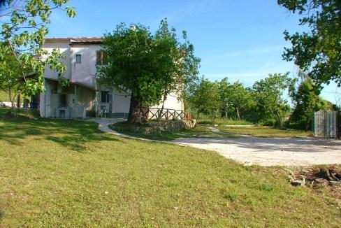 Casa con giardino in vendita Prata sannita