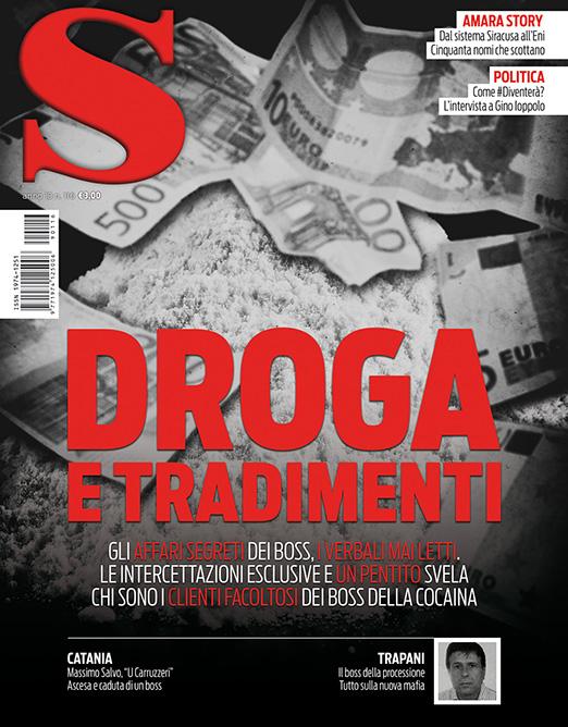 Copertina-S116 mensile di cronaca siciliana