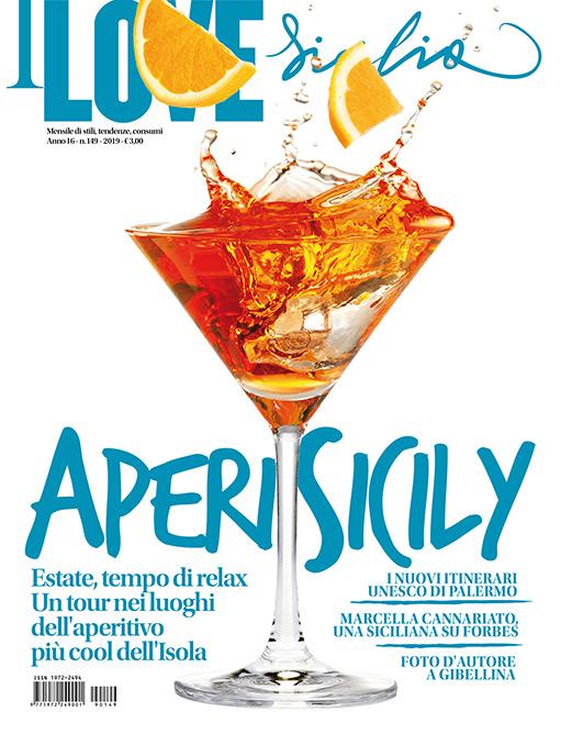 copertina i love sicilia luglio agosto