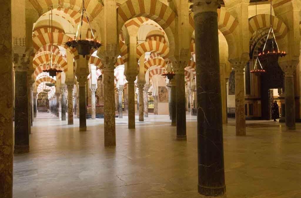 Visite nocturne a la Mosquée/Cathédrale de Cordoue -Córdoba-