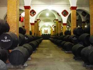 Bodega en Jerez