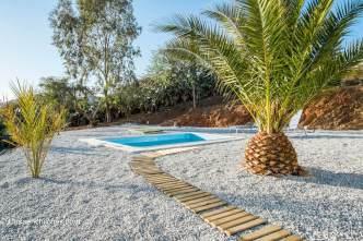 Piscina privada Casa Andalucia