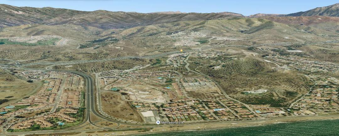 imagen aérea frontal Chilches
