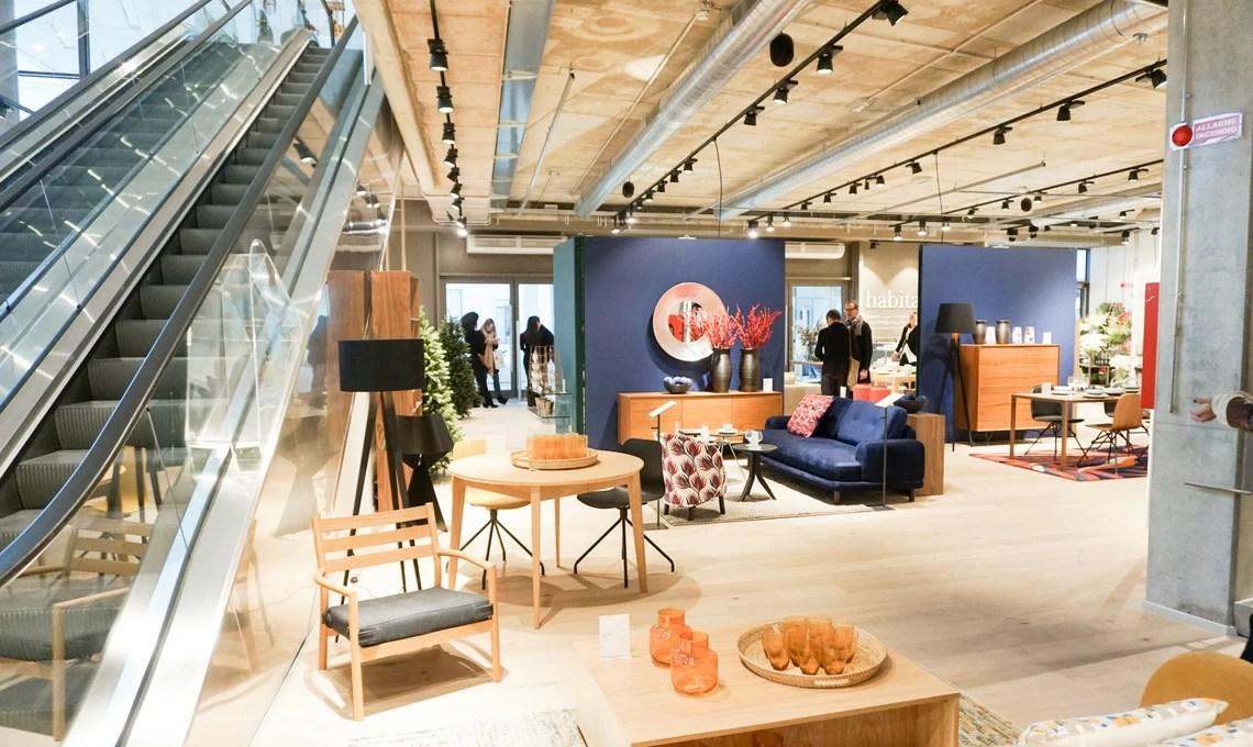 Arriva Habitat Primo Negozio A Milano E Shop Online