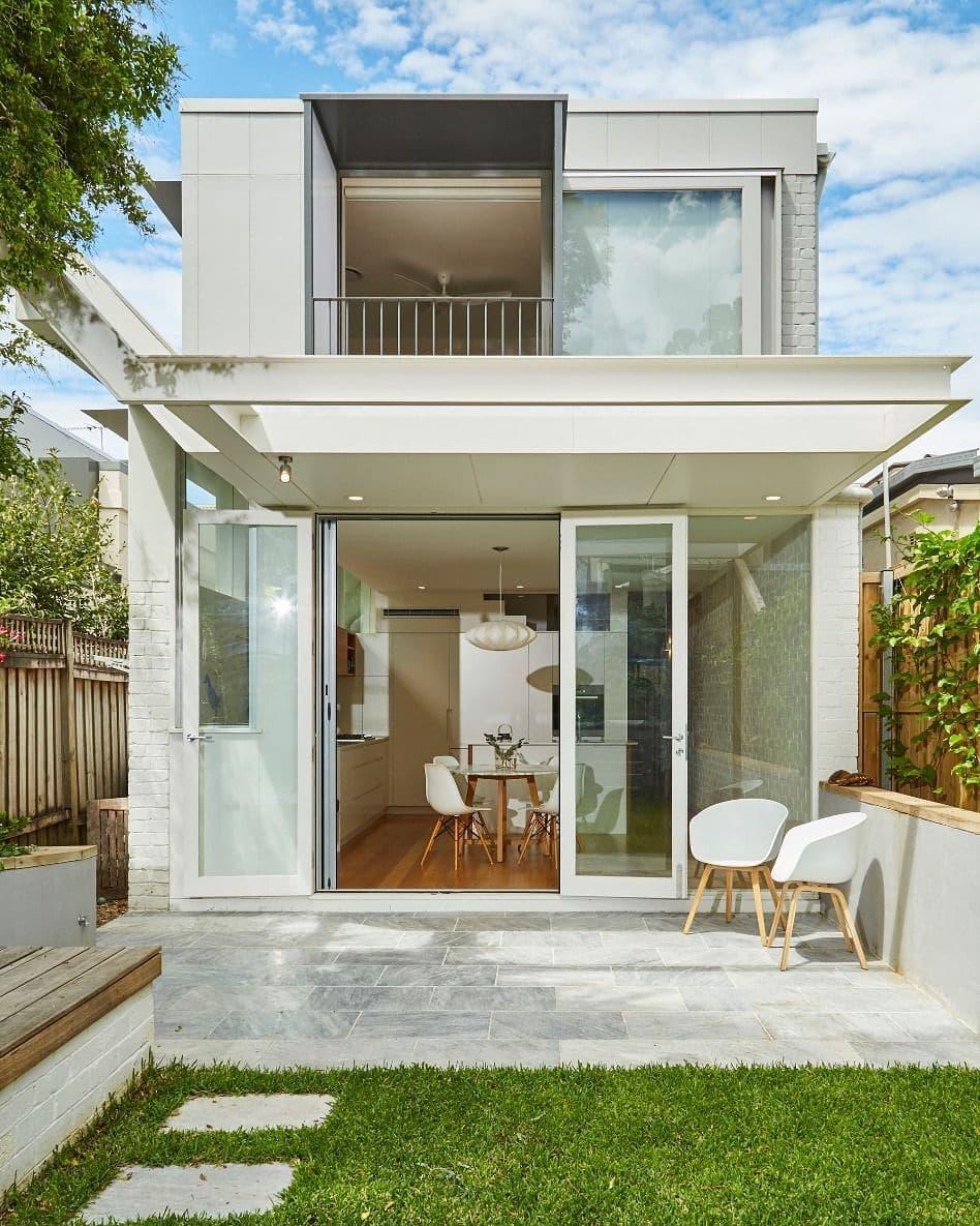 25 Desain Rumah Minimalis 2 Lantai Untuk Keluarga Muda