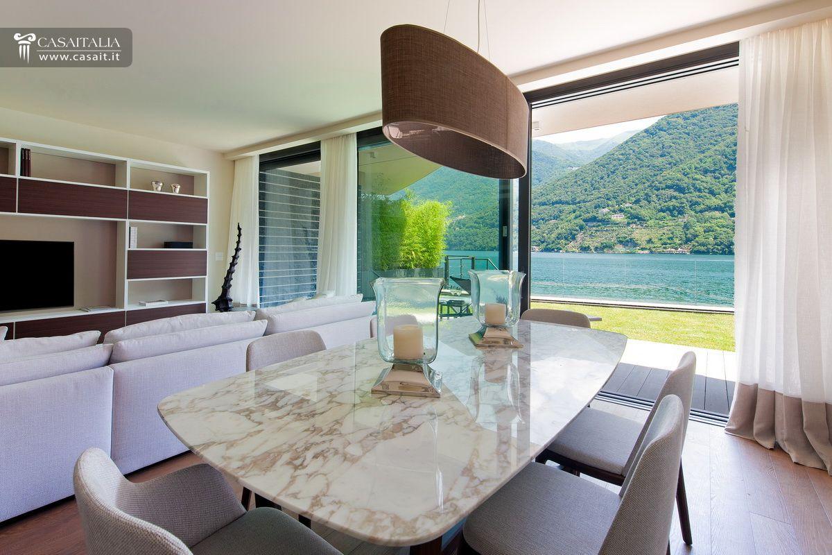 Appartamento Di Lusso In Vendita Sul Lago Di Como