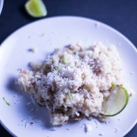Thai Coconut Risotto