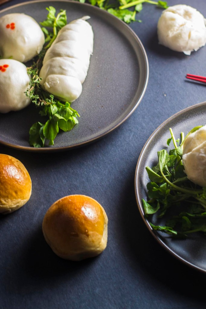 Steamed Pork Bun Char Siu Bao
