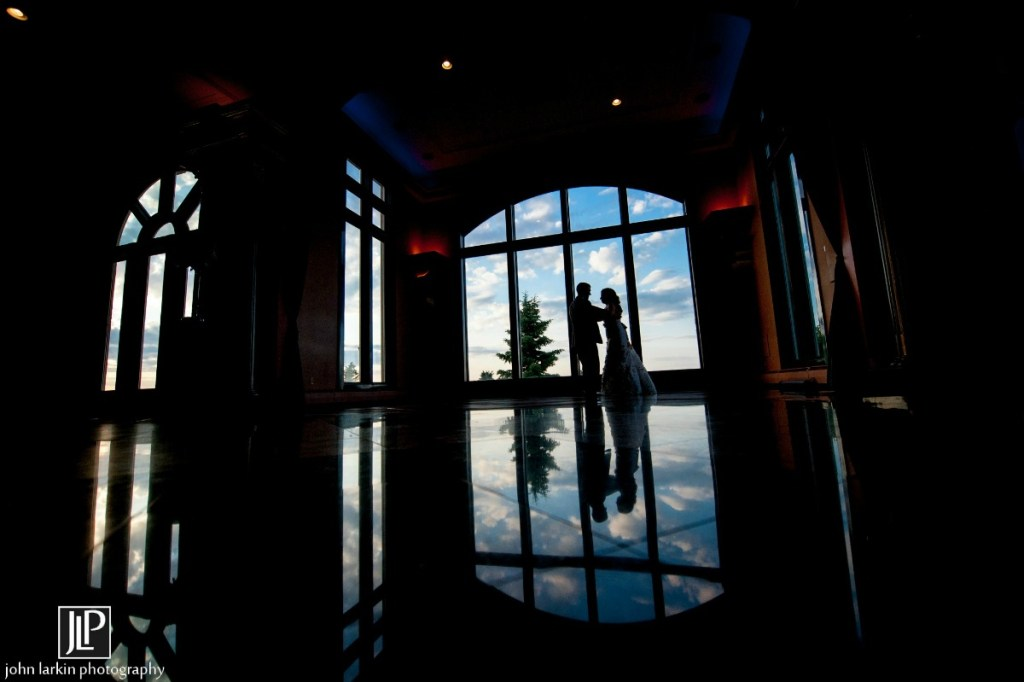 Couple in Vintage room, Wedding Ceremonies and Receptions at Casa Larga Vineyards