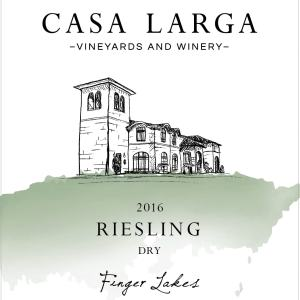 2016 Casa Larga Vineyards Dry Riesling