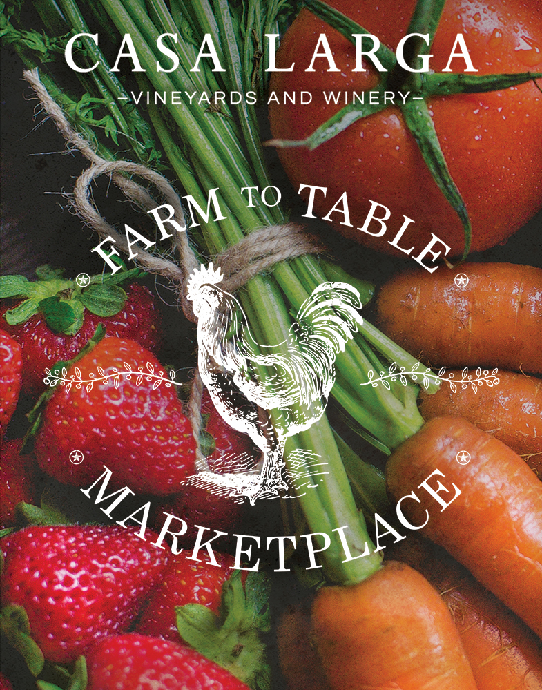 Farm-to-Table Marketplace at Casa Larga Vineyards