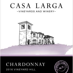 2016 Casa Larga Vineyards Vineyard Hill Chardonnay