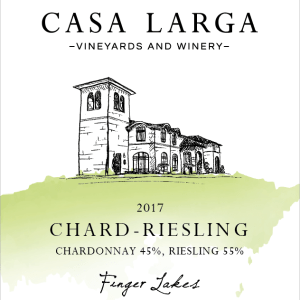 2017 Casa Larga Vineyards Chard-Riesling