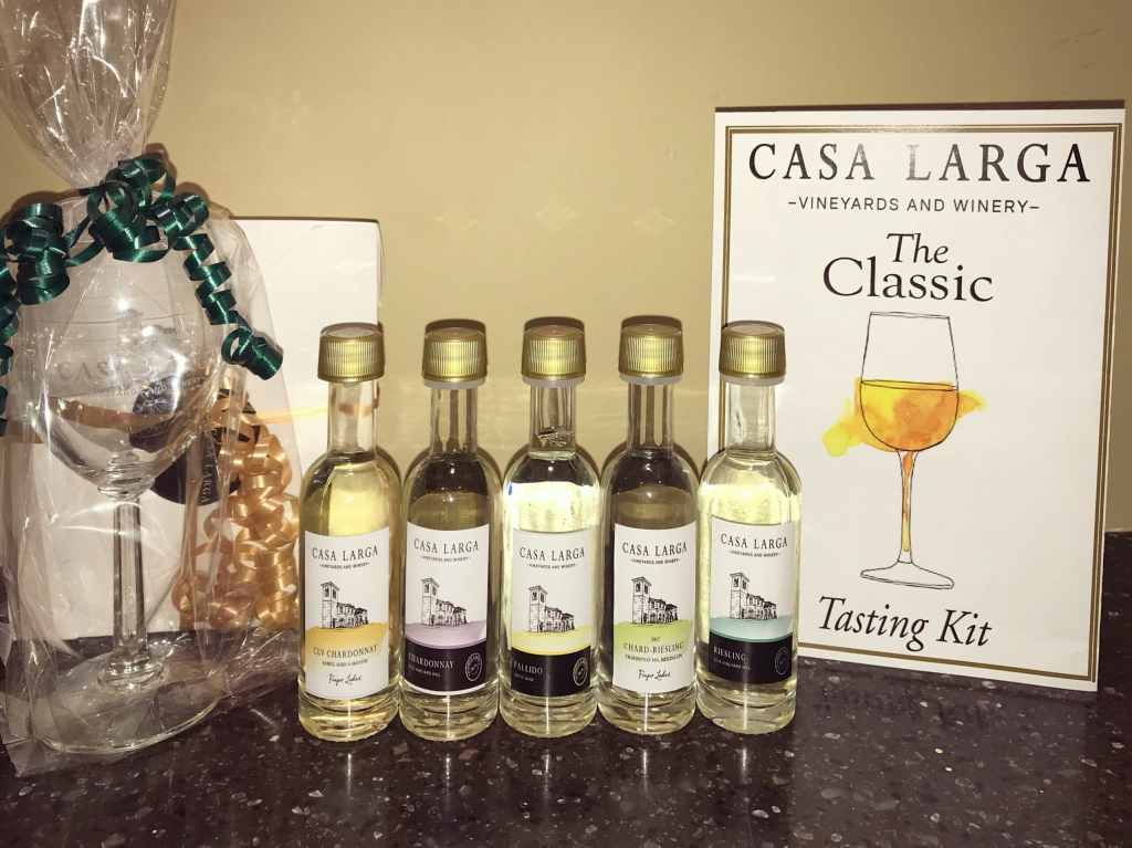 The Classic Tasting Kit