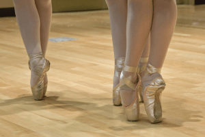 El impingement posterior ballet