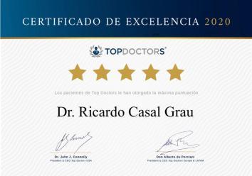 especialistas en columna vertebral Top Doctors