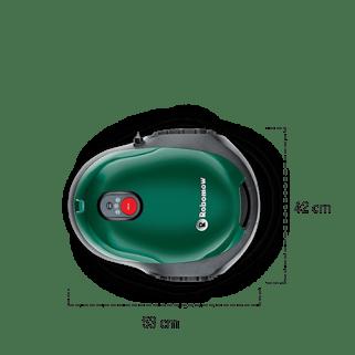 Il piccolo Robot-Tino Serie RX, il tosaerba di Casali Irrigazione