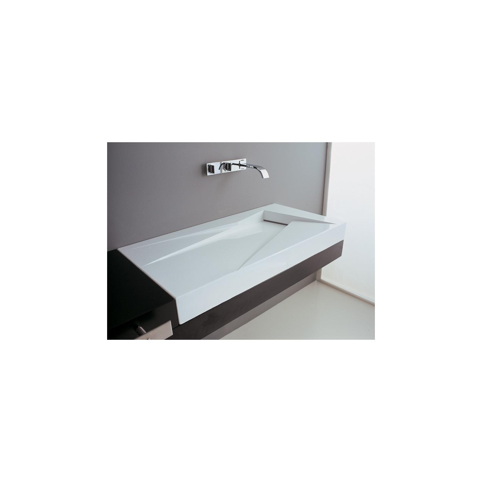 Vasque A Poser Ou A Suspendre Oz 47x95cm Casalux Home Design