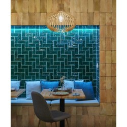 carrelage mural terre cuite emaillee 15x7 5cm 21 couleurs