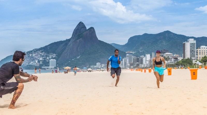 Altinha nas Praias Cariocas