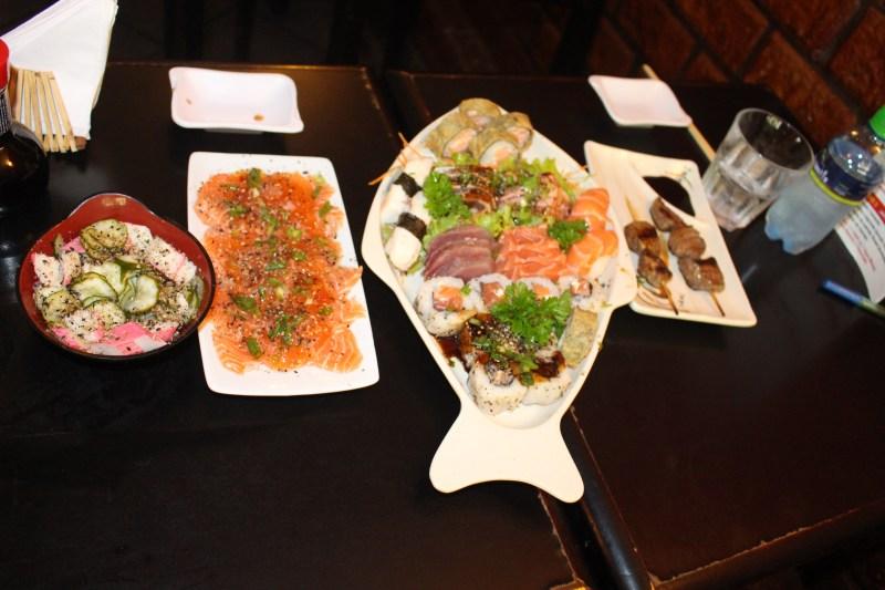 Sushi Laranjeiras