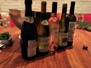 Um dos atrativos do evento! Amamos o Lauca Sauvignon Blanc Rose!!