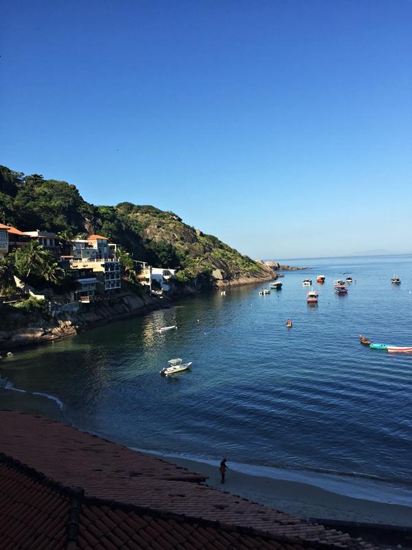 Praias Selvagens de \Barra de Guaratiba