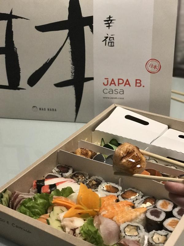 Delivery de Comida Japonesa -Japa B